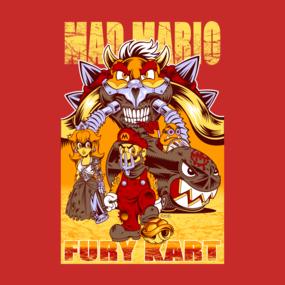 MAD MARIO: FURY KART