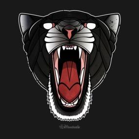 Demon Panther Tattoo