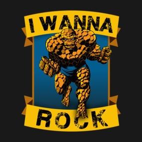 The Thing - I Wanna Rock