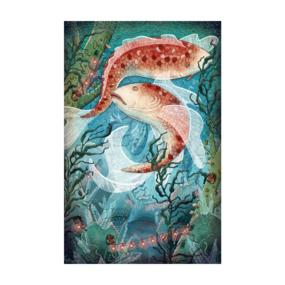 River Ramblers: Print