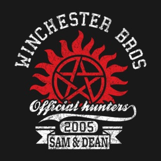 Winchester bros official hunters